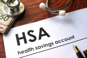 HSA account paper